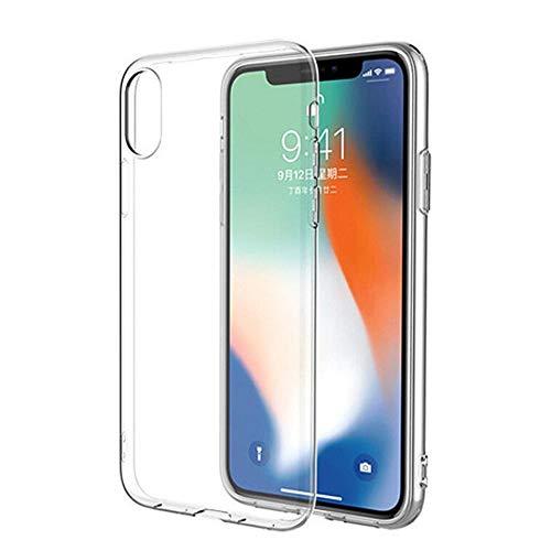 LIUQIAN Handyhülle Anwendbares iphoneX/XS/XR Anti-Tropfen transparenter Handyfall Handy-Wasserjacke TPU Softshell