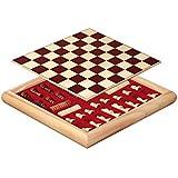 Philos - 2803.0 - Echecs - Dames Set - boîte - bois