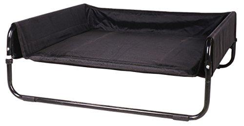 Hundeliege RELAX 71 cm schwarz