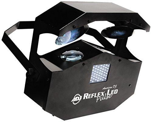 ADJ Reflex Pulse LED Doppelter RGBW LED Moonflower (Dj Lichter Adj)