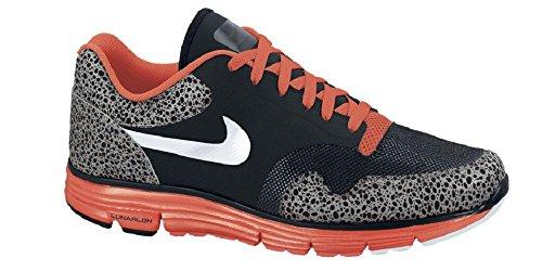 Nike , Baskets mode pour homme - Schwarz/Grau/Rot