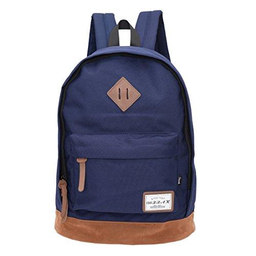 Backpack Rucksack schulrucksack rucksäcke mit Laptopfach für Camping Outdoor Sport Marine (Camping-womens Licht)