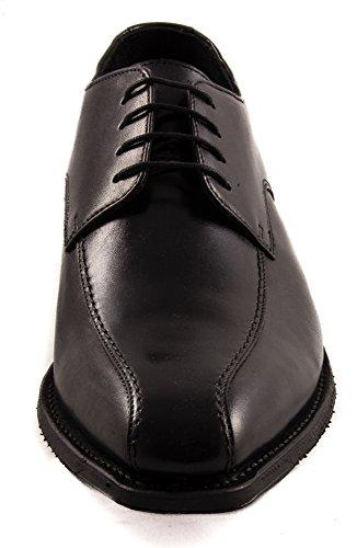 Gordon & Bros Lorenzo 201S, Herren Business Schuhe/Schnürhalbschuhe Derby Schnitt in Blake-Rapid Machart Black