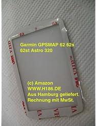 #203 Frontglas Frontscheibe passend für Garmin GPSMAP 62 62s 62st Astro 320 Repair Replace Glass