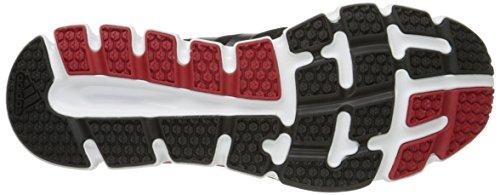 Adidas Performance Speed â??â??Trainer 2 Chaussure d'entraînement, noir / carbone métallisé / Black/Carbon Metallic/Power Red