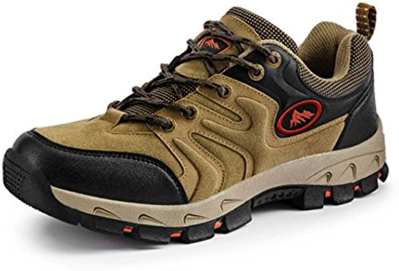 XI-GUA ,  Scarpe Scarpe Scarpe da camminata ed escursionismo uomo | Esecuzione squisita  1b6f84