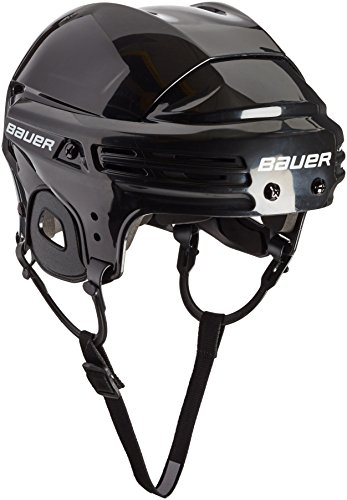 41aS4RpfaJL - BEST BUY #1 Bauer 2100 Combo Adult Helmet with Face Guard Black black Size:S Reviews and price compare uk