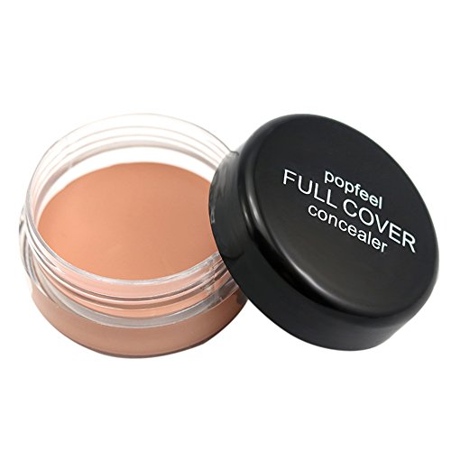 Rrimin Cosmetic 3D Concealer Face Contour Makeup Powder Foundation Cream (FC02)