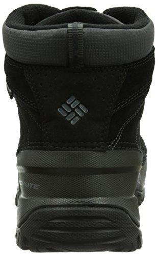 Columbia Snowblade, Chaussures Multisport Outdoor homme, Noir (010), 42 EU (8 UK) Noir (010)