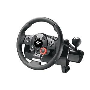 Logitech Driving Force GT – Rad- und Pedalsatz