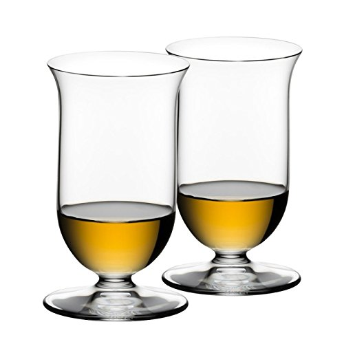 Riedel Vinum Malt Whisky Glas-Set 2Stück (X3Sets = 6Gläser) -