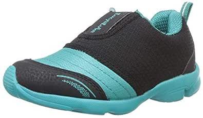 Footfun (from Liberty) Unisex Green Indian Shoes - 9 Kids UK/India (27 EU) (9956013129270)