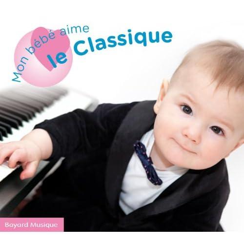 Mon bébé aime le classique