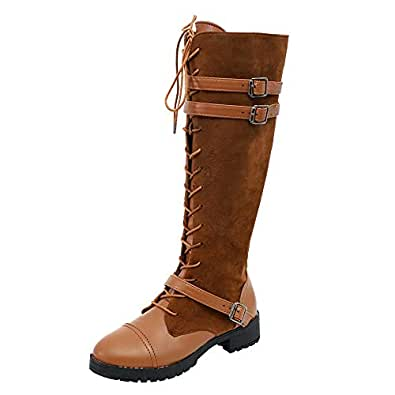 f5bd642b8bb24 Beauty Top Bottes Femme, Femmes Chaussures Cowboy Hautes D ...
