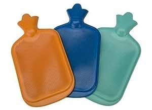 PMS - 1,5 Bouillotte en caoutchouc Assortiment de couleurs