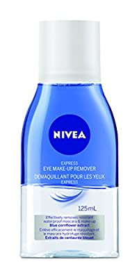 Nivea Daily Essentials Double Effect Eye Make Up Remover (125ml) by Nivea