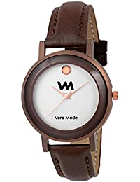 Vera Mode Women's Movado Collection Quartz Analog White Dial Watch