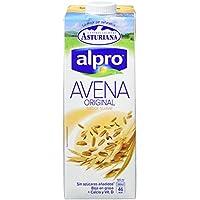 Central Lechera Asturiana Bebida de Avena - Paquete de 6 x 1000 ml - Total 6000 ml