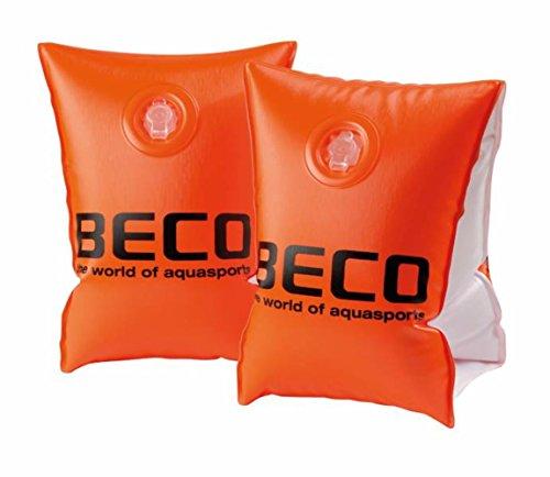 Beco Schwimmflügel (Orange, Gr. 0 (bis 4 Jahre/15-30 kg))