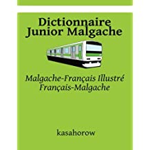 Dictionnaire Junior Malgache: Malgache-Français Illustré, Français-Malgache