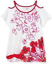 Desigual TS_Londres Camiseta para Niñas