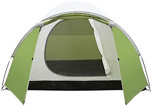 Carpa for camping.El toldo domo emergente familiar