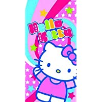 Toalla Hello Kitty 75 x 150 cm