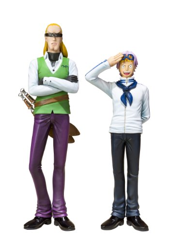 Figuarts Zero Coby & Helmeppo (PVC Figure) Bandai One Piece [JAPAN] [Toy] (japan import) 1