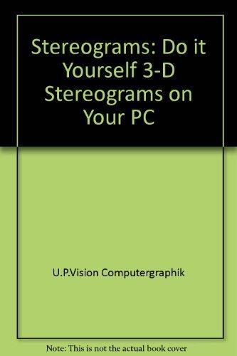 Stereograms by U.P.Vision Computergraphik (1994-11-03)
