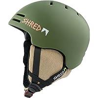 Shred Casco Gorra de Slam Woodland, Military Green, L, dheslcg42