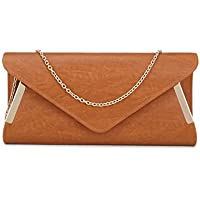 8115c9d1daf8 LeahWard Women s Flap Evening Clutch Bag Handbag For Wedding Night Out Prom  CWE017