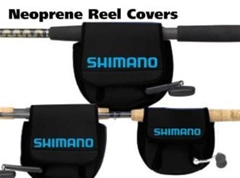 Spinning Shimano néoprène Stradic Stella Reel Cover Medium Size ANSC840A Noir