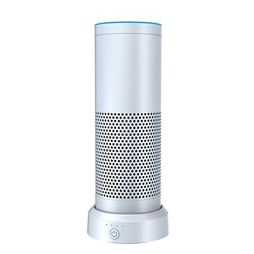 Smatree-AE9000-Intelligent-Battery-Base-9000mAh-fr-das-Amazon-Echo-zur-mobilen-Benutzung-deines-Echos-an-jedem-Ort-Wei-Nicht-fr-Echo-Dot