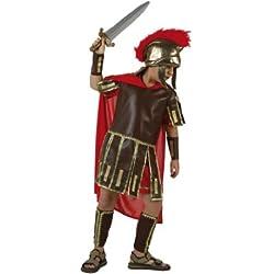 Atosa - Disfraz de romano para bebé niño, talla 3 - 4 años (96595)