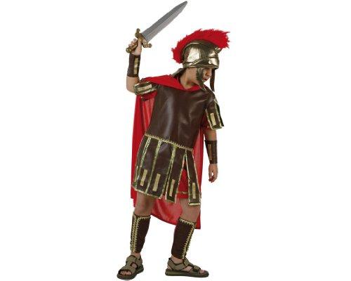 Fuß Kostüm Soldaten - Atosa 96598 - Verkleidung Römer Gr. 140
