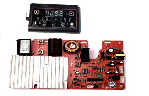 e-INFINITY PCB Circuit Induction Cooker Controller Repair Replacement Part Board