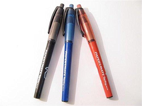 Penna papermate replay max cancellabile rosso - s0835210 cartomatica confezione da 1pz