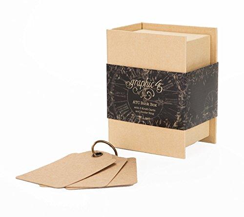 graphic-45-staples-caja-con-forma-de-libro