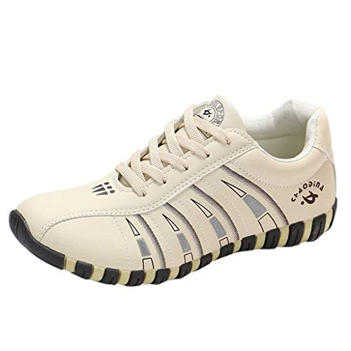 URIBAKY Damen Wanderschuhe Schuhe Breathable Mesh,Trainingsschuhe Gemütlich-Sportschuhe-Joggingschuhe-Sneakers Walking-Fitness Turnschuhe-Camper Schuhe