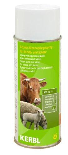 Grünes Klauenpflegespray für Rinder und Schafe 2779