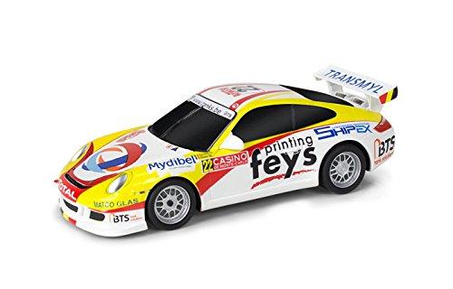 Scalextric Compact - Porsche 911 GT3 Duez, coche de juguete (C10229X30