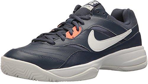 Nike Court Lite, Zapatillas de Tenis para Hombre, Azul/Blanco (Thunder Blue/White-H 403), 44.5 EU