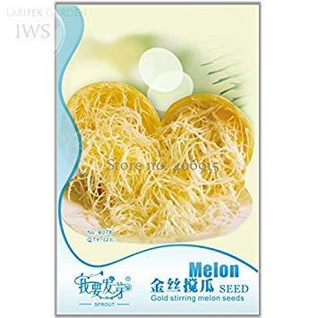 pinkdose® 2018 vendita calda watkins melone mescolare semi, confezione originale, 12 semi, migliorare immunità melone a crescita rapida agitazione melone balcone verdure iwsb078