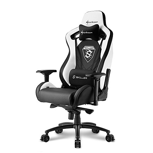 Sharkoon SKILLER SGS4 – Silla Gaming XXL