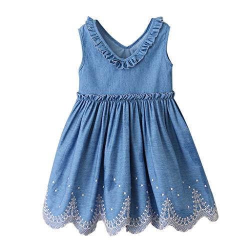 Kostüm Für Kleinkinder Selber Machen - WUSIKY Sommerkleid Kleinkind Kinder Baby Mädchen