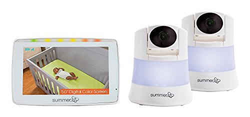 Summer Infant Wide View Duo 2.0 - Fotocamera Extra per Baby Monitor Digitale