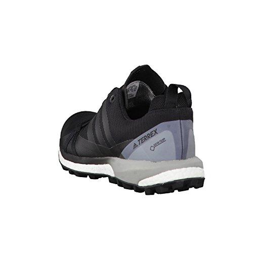 adidas Terrex Agravic Gtx W, Chaussures de Randonnée Femme Noir (Nero Negbas/negbas/ftwbla)