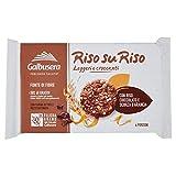 Galbusera RisosuRiso Biscotto con Riso, Cioccolato e Scorza D'Arancia 220 g