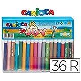 Carioca - Caja con 36 rotuladores (A11105036)