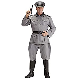 WIDMANN Widman - Disfraz de soldado militar para hombre, talla S (W4472-S)